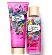 Victoria's Secret Jasmine Dream Fragrance Lotion + Fragrance Mist Duo Set - $39.95