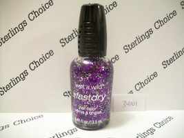 Wet N Wild Fast Dry Nail Color Polish #34101 Quartz Of Course - $5.82