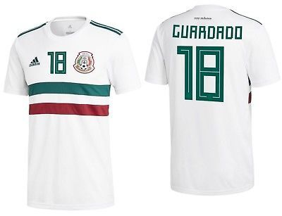 d53bee0d1 Adidas Andres Guardado Mexico Away Jersey and 50 similar items. 1