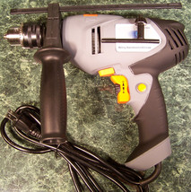 "1/2"" Electric IMPACT / HAMMER DRILL Variable Speed and Reversible with L... - $37.99"