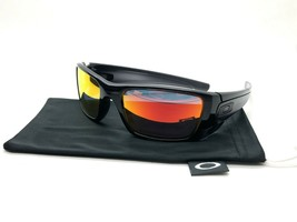 Oakley Fuel Cell Sunglasses OO9096-86 Polished Black Ink/Ruby Iridium - $77.57