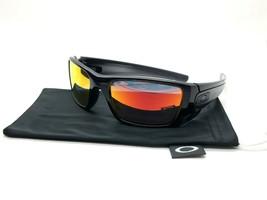 Oakley Fuel Cell Sunglasses OO9096-86 Polished Black Ink/Ruby Iridium - $77.57