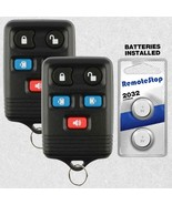 2 For 03 2004 2005 2006 2007 2008 2009 2010 2011 Ford Expedition Remote ... - $16.71