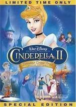 DVD - Cinderella II: Dreams Come True (Special Edition) DVD  - $13.94