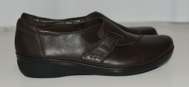 Clarks 15807 Everlay Kara Womens Dark Brown Leather Shootie Size 6 image 2