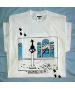 Baroque!!! Cat T-Shirt - Large - $15.95