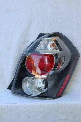 09-10 Pontiac Vibe Quarter Mounted Taillight Lamp Passenger Right RH