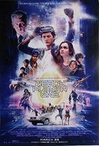 """Ready Player One 2018 Movie Poster 11 1/2"""" X 17"""" - $8.81"""