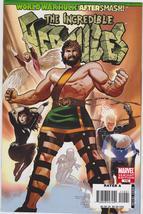 Incredible Hercules variant cover #114 - $2.00