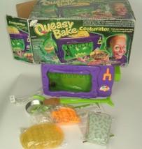 2002 Hasbro QUEASY BAKE Cookerator Oven in Box NOS Mixes Halloween Easy ... - $34.60