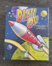 Blast Off Gamewright Card Game RARE Complete in Box  - $18.69