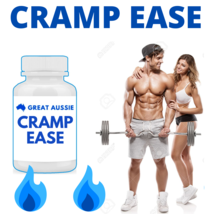 Cramp Ease Magnesium - Joint Arthritis, Back Elbow Muscle Foot Ankle Nec... - $33.00