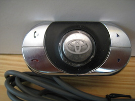Toyota logo Control Panel for Motorola IHF1000/1500/1700 -new- part # 01... - $28.95
