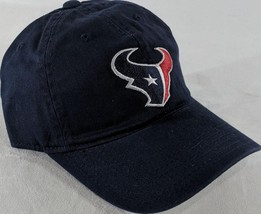 LZ NFL Team Apparel Girl's One Size OSFA Houston Texans Baseball Hat Cap... - $13.99