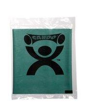 CanDo Low Powder Exercise Band 4' length Green Medium for rehabilitation, condit - $6.19