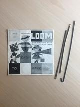 Vintage 50s Davis Adjustable Loom (Complete set) image 8