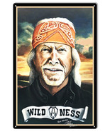 "Reproduction Arlen Ness Motorcycles Best Wishes Photo 12""x18"" Metal Sign - $26.73"