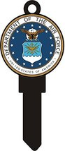 American Military Real Superhero Keys (Kwikset, Air Force) - $9.79