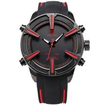 Dogfish SHARK Sport Watch Hot Digital Red LED Calendar Alarm Military Mens - $42.57