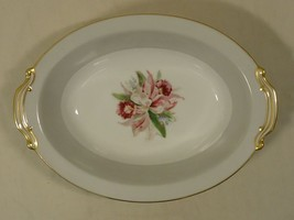 Noritake 5049 Vintage Serving Bowl Oval 10 1/2in x 7 1/2in x 2 1/2in Chi... - $35.83
