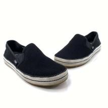 UGG BREN Women's Size 6 Black Mesh Slip On Slippers Sneakers Shoes 1020090 - $34.61