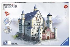 Ravensburger Neuschwanstein 3D Puzzle (216-Piece)  - $96.99