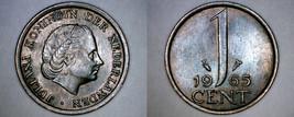 1965 Netherlands 1 Cent World Coin - $3.99