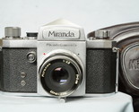 Miranda ST 35mm Vintage Camera c/w 5cm 2.8 Lens Cased-VERY RARE- Collectors Item - €305,84 EUR