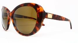 New Versace MOD.4273 5074/73 Havana Authentic Sunglasses 56-18-140 - $78.80