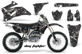Gráficos Kit Pegatina Wrap + # Placas para el Yamaha Yz250f Yz450f 2006-... - $277.89