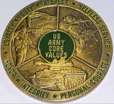 Army core values Challenge Coin #sk8935 - $20.49