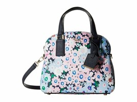 Kate Spade NWT $278 Cameron Street Small Lottie Daisy Garden Satchel Cro... - $165.74 CAD