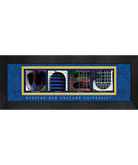 Western New England University Officially Licensed Framed Campus Letter Art - $39.95