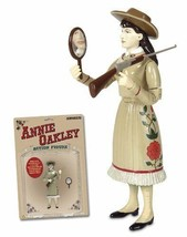 Annie Oakley Action Figure  Accoutrements  With Sharpshooter Rifle & Mirror - $14.99