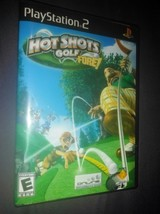 HOT SHOTS GOLF Fore! (PS2 Playstation 2 Black Label) - $5.99