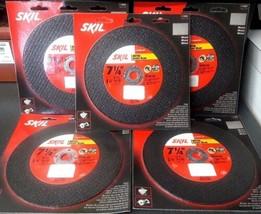 """Skil 11640 7-1/4"""" Metal Cutoff Blade Canada 5 PACKS - $6.93"""