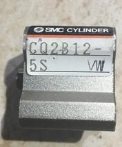 SMC Pneumatics CQ2B12-5S Compact Cylinder - $19.79