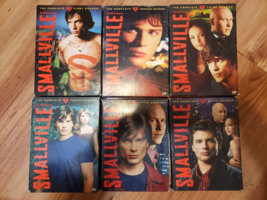 Smallville - The Complete First Six Seasons DVD image 1