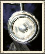 Sun Planetary Silver Pendant, Alchemy Gold Symbol Norse Warlock  - $99.99