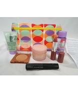 Clinique Glow Like a Pro 7-Piece Kit Bare Pop Lip  Bronzer Mascara - $26.72