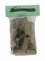 Small Dollar Crimped End (Gunshell) Coin Wrappers, 40 pack - $8.99