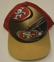 San Francisco 49ers Snapback NFL Football Trucker youth Cap - $13.99