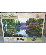 Buffalo Games Jigsaw Puzzle 1000 Pieces Kim Norlien Sweet Serenity - $22.00