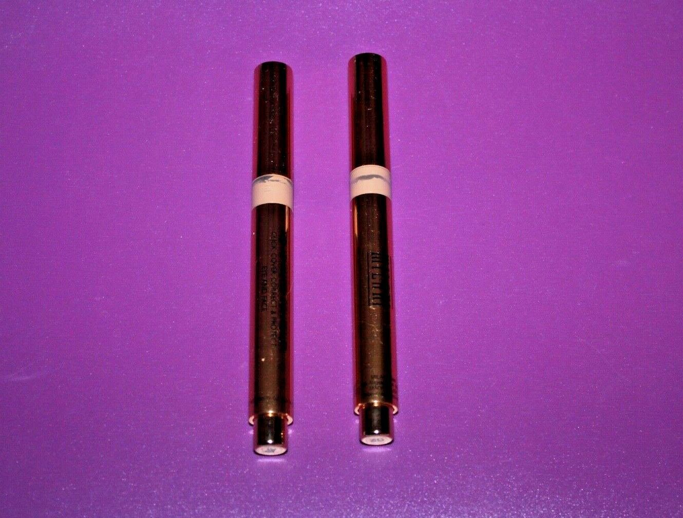 MILANI HD ADVANCED CONCEALER #02 MEDIUM LOT OF 2 NEW  UNSEALED - $11.11