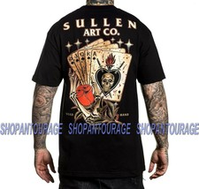 Sullen Dead Mens Hand SCM2406 New Graphic Tattoo Fashion Artist T-shirt ... - $26.92