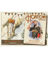 2011 Topps Allen and Ginter Hometown Heroes #HH3 Brian Wilson  - $0.50