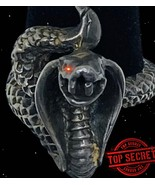 Black COBRA DJINN ONE MAN SECRET SOCIETY OMNI INFINITE POWERS BINDING HAUNTED - $1,333.33