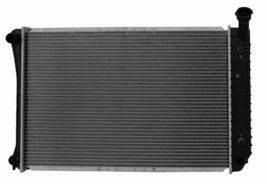 RADIATOR CU1340 FOR 92 93 94 95 96 BUICK CENTURY OLDSMOBILE CUTLASS V6 3.1L 3.3L image 3