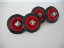 Whirlpool Dryer Drum Support Roller & Shaft 8536974 3396801 W10359271 85... - $18.00