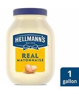 Hellmann's Mayonnaise Real 1 gallon - $14.29